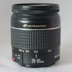 Canon EF 28-80 mm f3.5-5.6 V Ultrasonic USM Lens