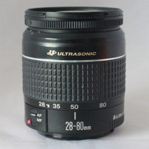 Canon EF 28-80 mm f3.5-5.6 V Ultrasonic USM Lens