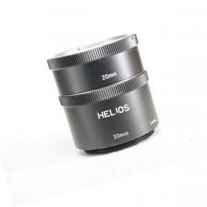 Helios Close-up Extension Tubes 20mm & 30mm