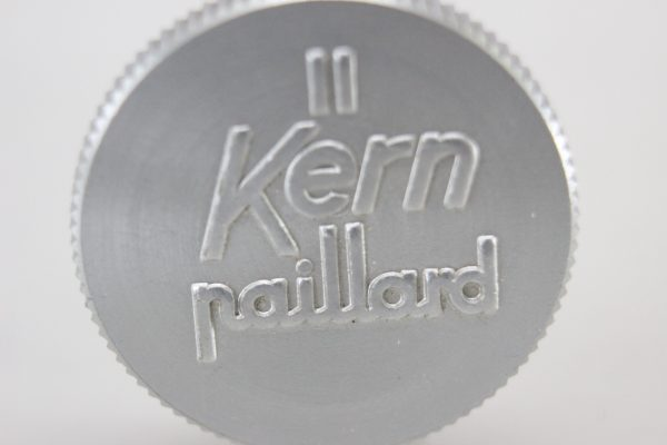 Kern Paillard Bolex Aluminium Lens Cap for 8mm Movie Cameras