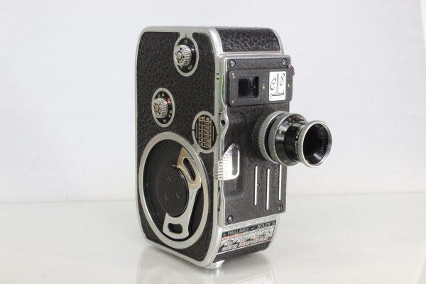 Paillard Bolex C8 Vintage 8mm Cine Movie Film Camera With YVAR 13mm f1.9 Lens