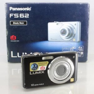 Panasonic Lumix DMC-FS62 10MP 4x Optical Zoom 2.5-inch LCD