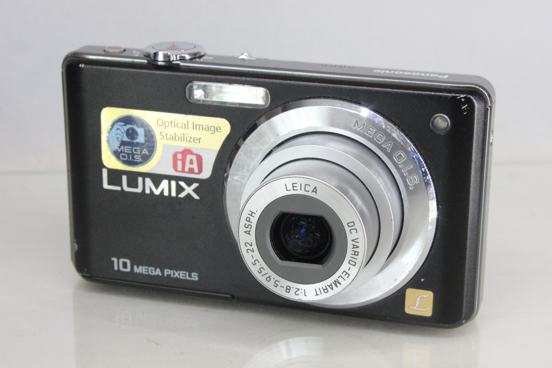 panasonic lumix dmc fs62 10mp 4x optical zoom 2 5 inch lcd rh photocapital studiohousepro com lumix dmc-fs62 manual Lumix DMC TS3