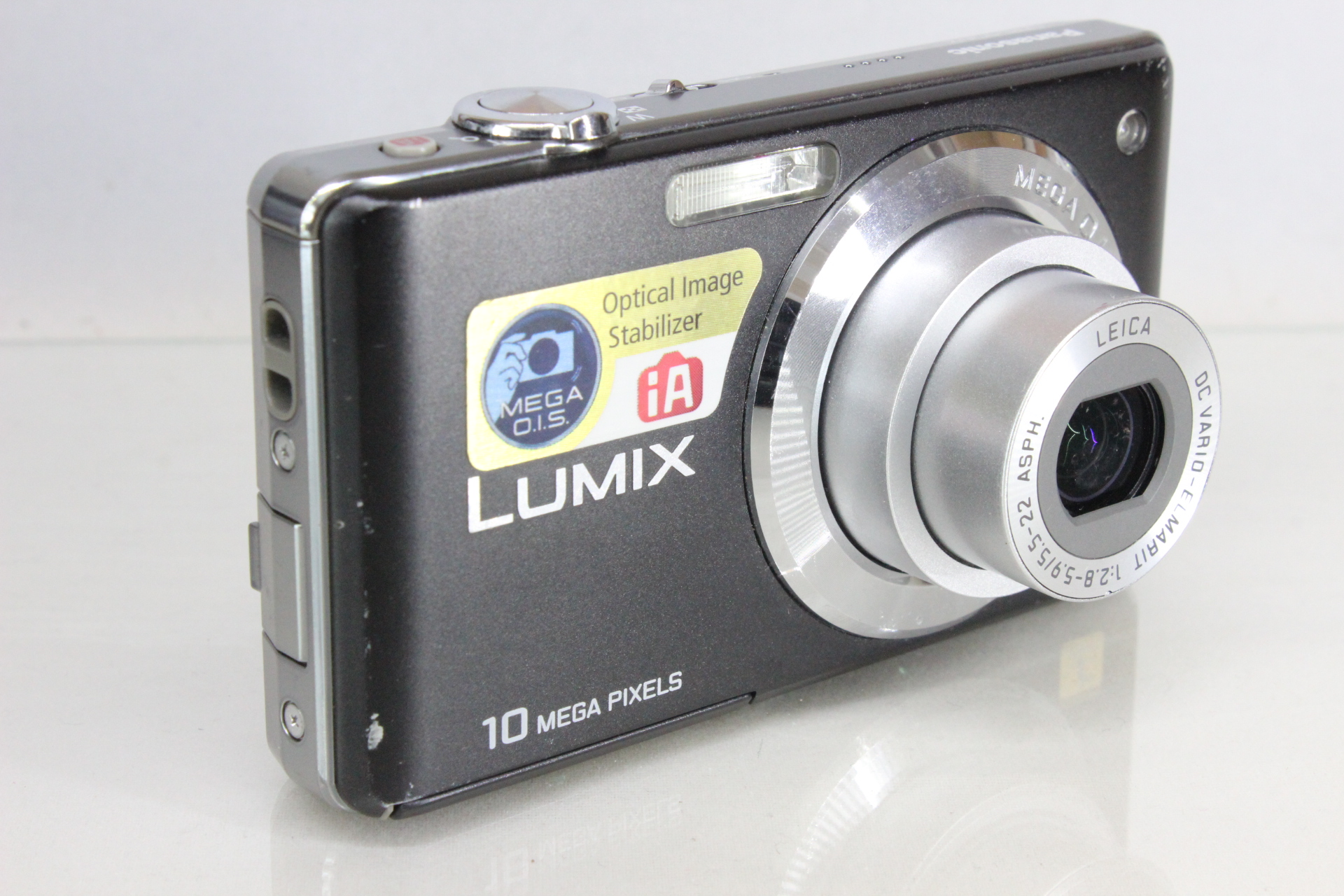 panasonic lumix dmc fs62 10mp 4x optical zoom 2 5 inch lcd rh photocapital studiohousepro com Lumix DMC TS3 Panasonic Lumix DMC LX7