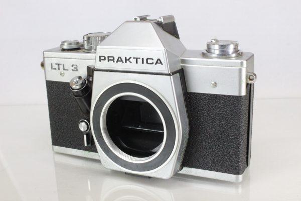 Praktica LTL-3 35mm Film Camera Body