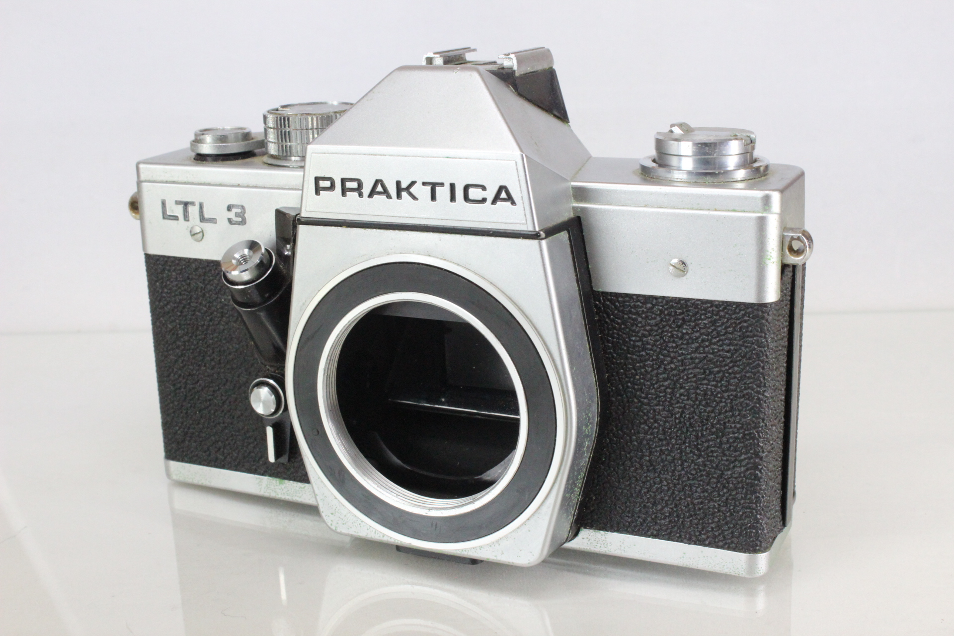 Praktica ltl 3 35mm film camera body photocapital