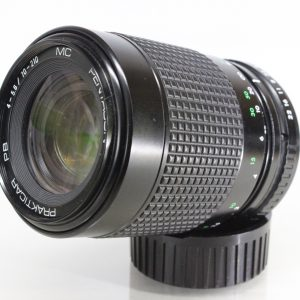 Prakticar PB Macro Telephoto 70-210mm MC Pentacon Zoom Lens - Bayonet Mount
