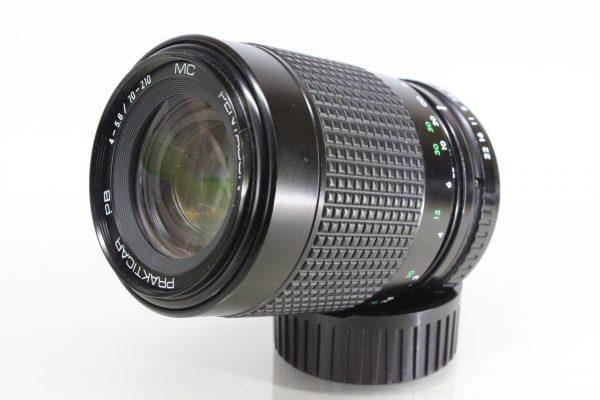 Prakticar PB Macro Telephoto 70-210mm MC Pentacon Zoom Lens - Bayonet Mount
