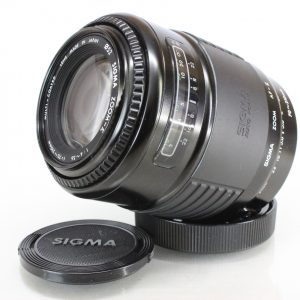 Sigma Zoom-K MC 70-210mm F4-5.6 Lens With Canon EF ( EOS ) Mount