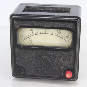 Vintage Bakelite MV Metrovic Exposure Meter