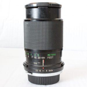 Vivitar 70-150 f3.8 Zoom Lens - OM Bayonet