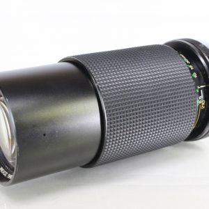 Vivitar f4.5 70-210 MC Macro Telephoto Zoom Lens - OM Olympus Bayonet Mount