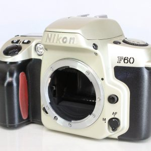 Nikon F60 35mm AF SLR Camera Body
