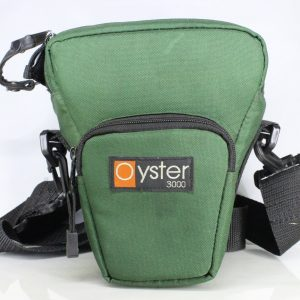 Oyster 3000 Holster Style Camera Case - Green - For 35mm SLR or Digital SLR