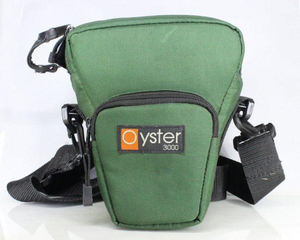 Oyster 3000 Holster Style Camera Case - Green - For 35mm SLR or Digital SLR