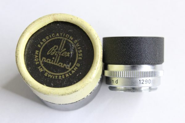 Paillard Bolex 1290 Camera Lens Hood For Cameras B8, C8, D8 & L8