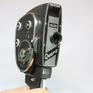 Quarz 8mm Cine Movie Camera Russian Made Vintage Retro USSR 1958