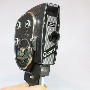 Quarz 8mm Cine Movie Camera Russian Made Vintage Retro USSR 1958