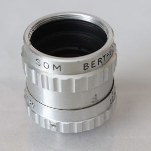 SOM Berthiot Lytar 13mm f1.9 D-mount Lens For 8mm Movie Camera